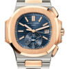 Patek Philippe Nautilus Rose Gold 40mm 5890-1AR Eta Swiss Saat
