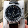 Patek Philippe Sky Moon Celestial Black Diamond Eta Swiss Saat